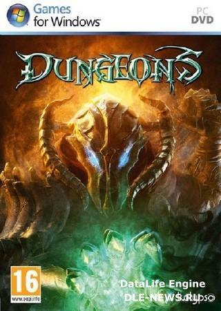Dungeons. Хранитель Подземелий / Dungeons (2011/RUS/PC/RePack от R.G. NoLimits-Team GameS)