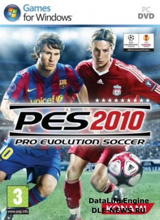 Pro Evolution Soccer 2010 (2009/ENG/RIP by KaOs)